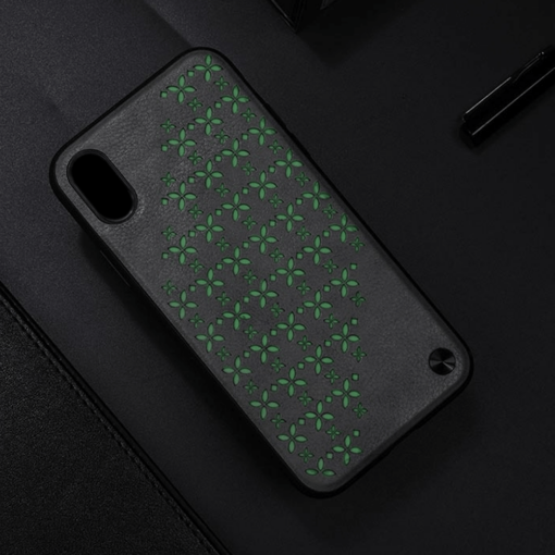 Apple iPhone X Nahast Nillkin Star Case back ümbris