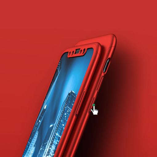 iPhone X 360 korpus 4