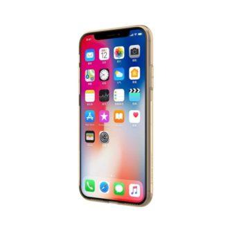 iPhone X ümbris nillkin pruun silikoonist 4