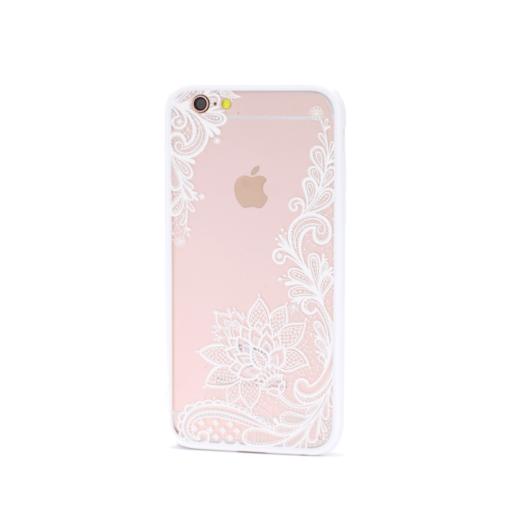 iPhone 8 7 ümbris valge 4