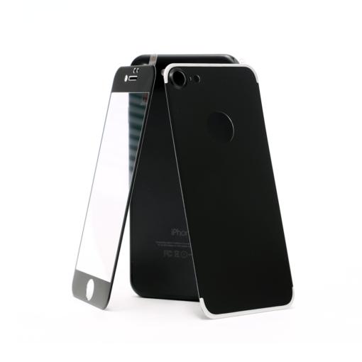 iphone 7 kaitseklaas ette taha must