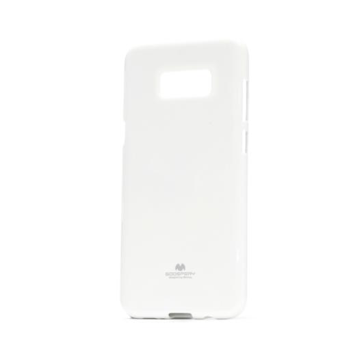 Samsung S8 PLUS valge silikoonist ümbris