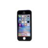 iphone 5 5s se 360 silikoonist ümbris must min
