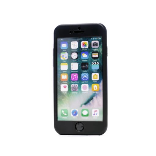 iphone 6 6s 360 ümbris silikoonist must