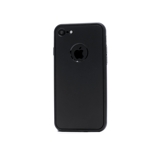 iphone 6 6s 360 silikoonist ümbris must