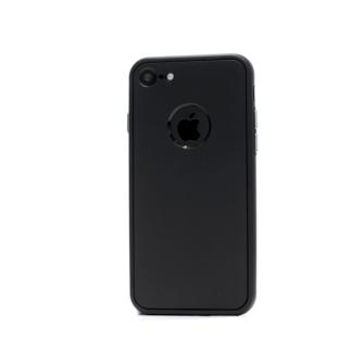iphone 7 360 silikoonist ümbris must