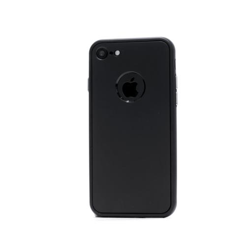 iphone 8 360 silikoonist ümbris must min