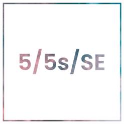 iPhone 5/5s/SE kaaned, ümbrised ja kaitseklaasid