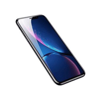 iphone xr kaitseklaas täisekraan 1