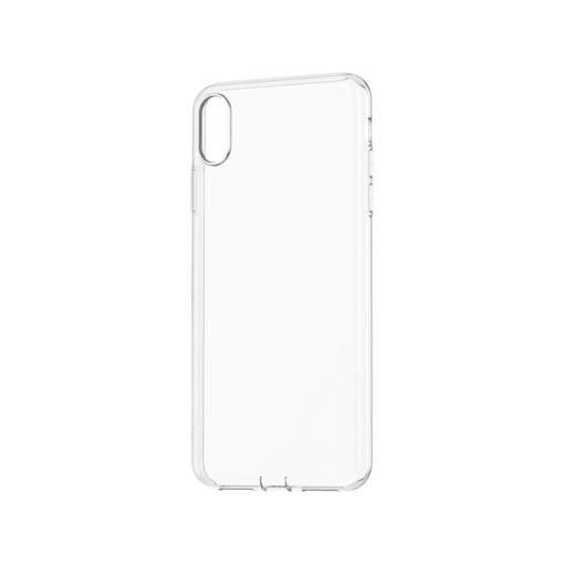 iphone xs max silikoonist ümbris läbipaistev 1