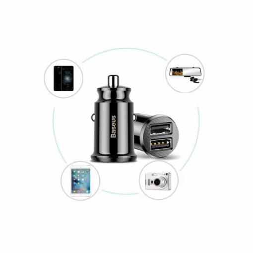 Autolaadija USB 05503721