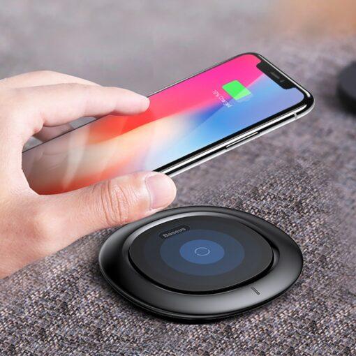 Juhtmevaba Qi laadija iPhonele ja Androidile 88528932