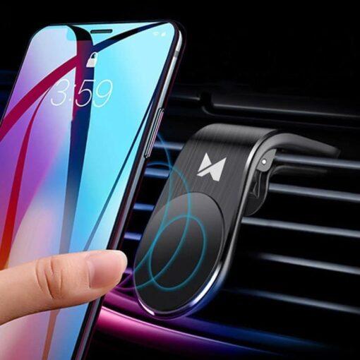 Magnetiga telefonihoidja autosse. Universaalne 5 magnetiga autohoidik