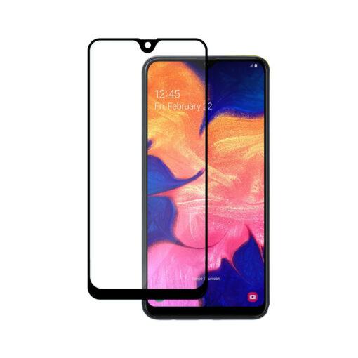 Samsung A10 kaitseklaas täisekraan