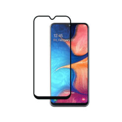 Samsung A20E kaitseklaas täisekraan