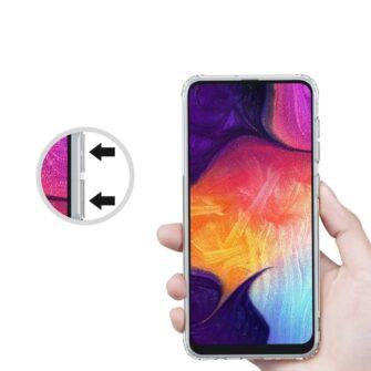 Samsung A50 ümbris silikoonist 5