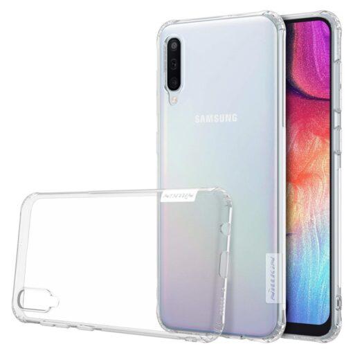 Samsung A50 silikoonist ümbris