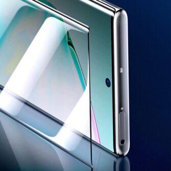 Samsung Note 10 Plus kaitseklaas kaitsekile 12