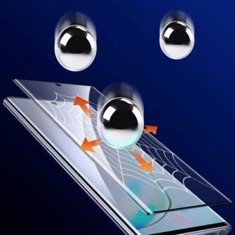 Samsung Note 10 Plus kaitseklaas kaitsekile 14