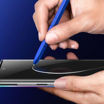 Samsung Note 10 Plus kaitseklaas kaitsekile 19