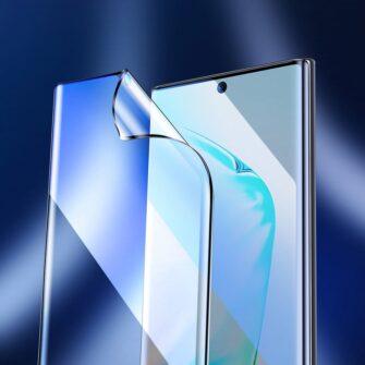 Samsung Note 10 Plus kaitseklaas kaitsekile 20