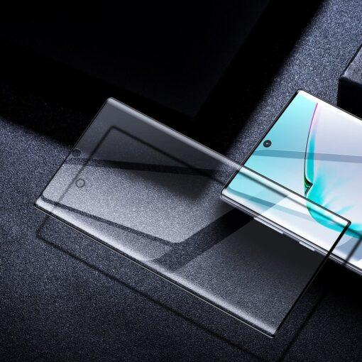 Samsung Note 10 Plus kaitseklaas kaitsekile 8