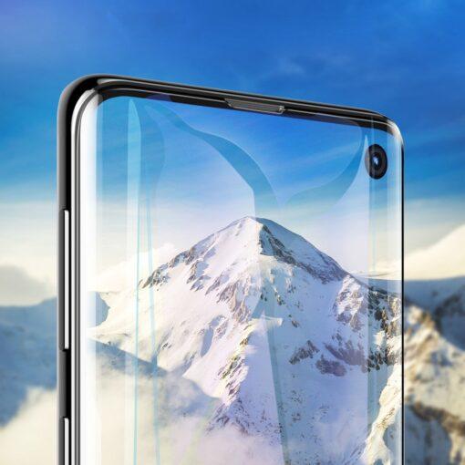 Samsung S10 Plus Kaitseklaas kaitsekile 6