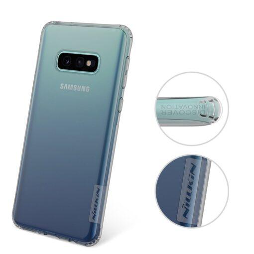Samsung S10e ümbris silikoonist 12