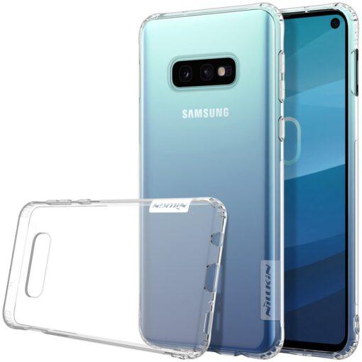 Samsung S10e ümbris silikoonist