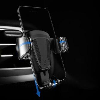 Telefonihoidik autosse autohoidik telefonile gravitatsiooniga 06306882