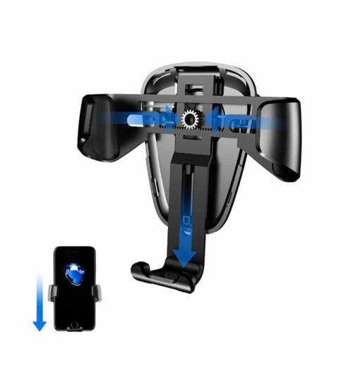Telefonihoidik autosse autohoidik telefonile gravitatsiooniga 20252665