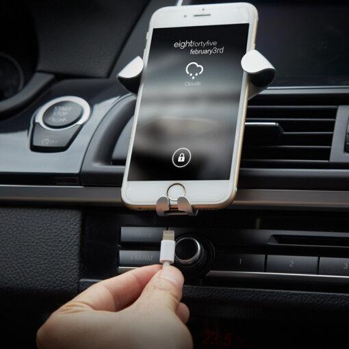 Telefonihoidja autosse gravitatsiooniga 36028125 1