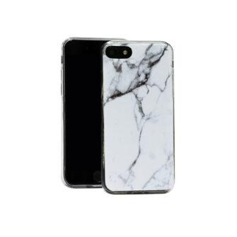 iPhone 11 ümbris marmor valge