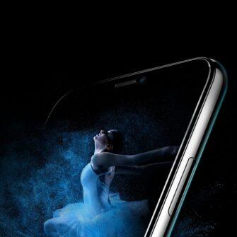 iPhone 11 Pro Max kaitseklaas täisekraan 11