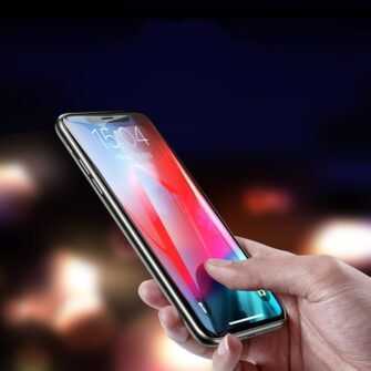 iPhone 11 Pro Max kaitseklaas täisekraan 12