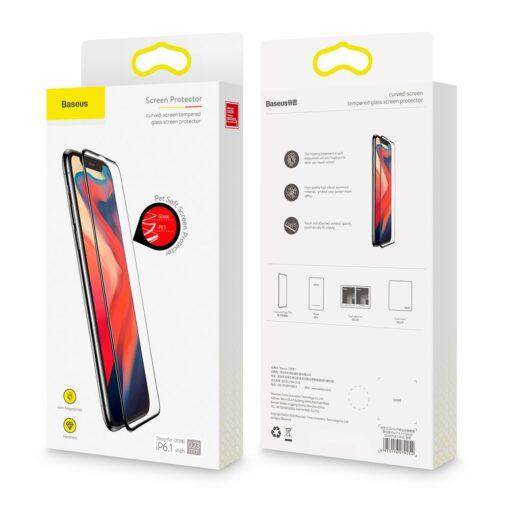 iPhone 11 Pro Max kaitseklaas täisekraan 18