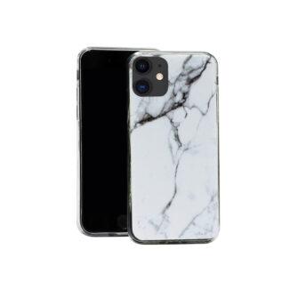 iPhone 11 kaaned marmor valge