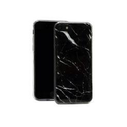 iPhone 7 iPhone 8 ümbris marmor must