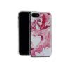 iPhone 7 iPhone Plus 8 Plus ümbris marmor roosa