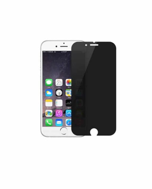 iphone 7 plus iphone 8 plus kaitseklaas privaatsusfiltriga