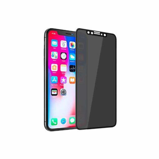 iphone x xs kaitseklaas privaatsusfiltriga