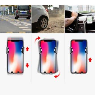 telefonihoidik autosse iminapaga autohoidik telefonile 76646723