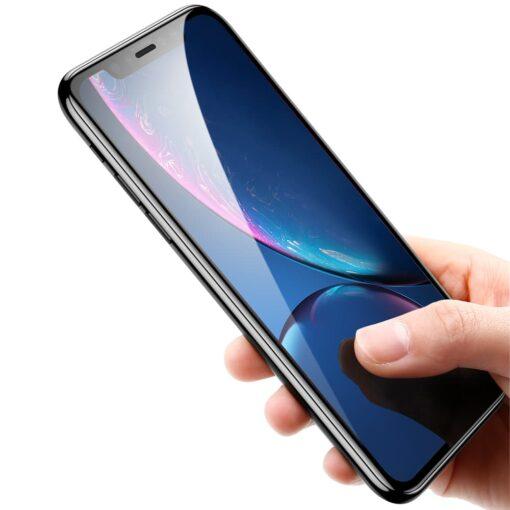 iPhone 11 kaitseklaas ekraanikaitse täisekraan 5