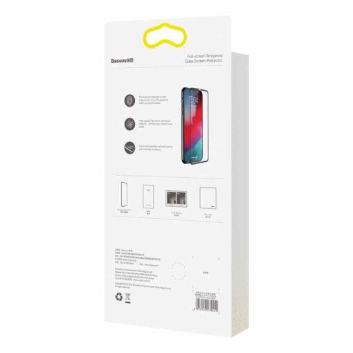 iPhone 11 kaitseklaas ekraanikaitse täisekraan 8