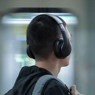 Juhtmevabad Bluetooth kõrvaklapid 7