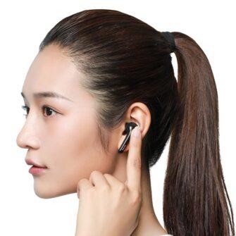Juhtmevabad kõrvaklapid musta värvi Baseus 13