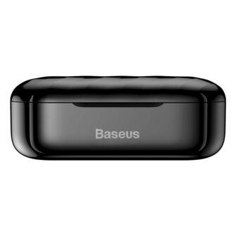 Juhtmevabad kõrvaklapid musta värvi Baseus 18