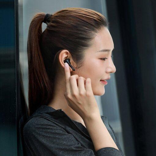 Juhtmevabad kõrvaklapid musta värvi Baseus 4