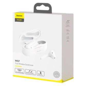 Juhtmevabad kõrvaklapid valged iPhone Samsung Huawei Xiaomi bluetooth 26