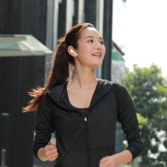 Juhtmevabad kõrvaklapid valged iPhone Samsung Huawei Xiaomi bluetooth 28